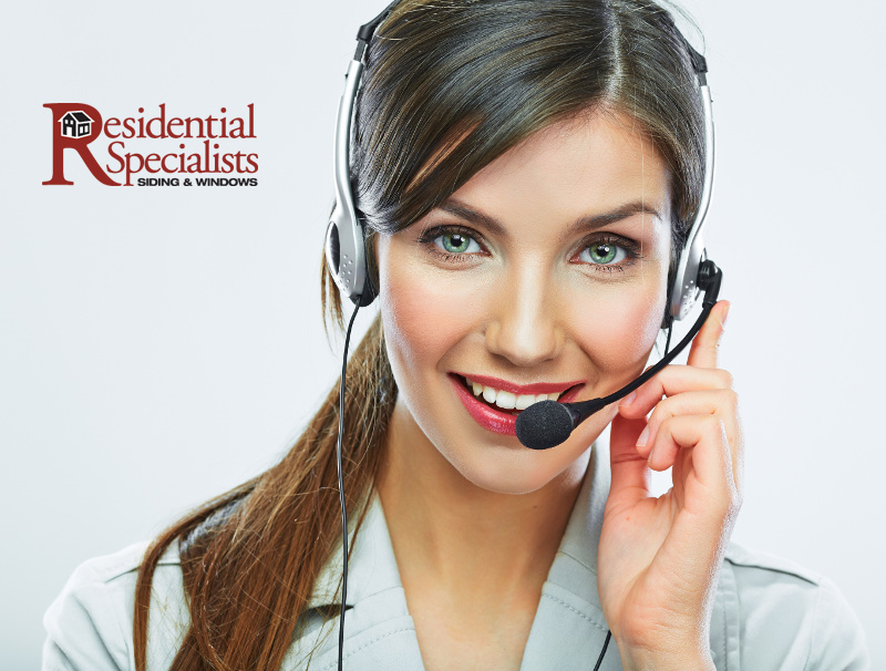 Residential Specialists customer service